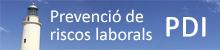 Prevenció de riscos laborals per al PDI, (obriu en una finestra nova)
