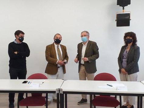 Xavier Tort-Martorell nou director del departament EIO