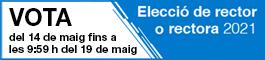 Eleccions al claustre, (open link in a new window)